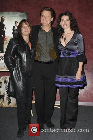 Jennifer Lynch and Bill Pullman