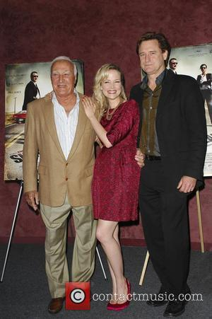Robert Loggia, Pell James and Bill Pullman