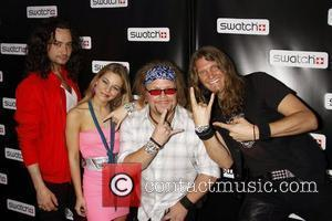 Constantine Maroulis, Savannah Wise, Billy The Artist and Joel Hoekstra