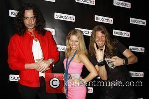 Constantine Maroulis, Savannah Wise and Joel Hoekstra