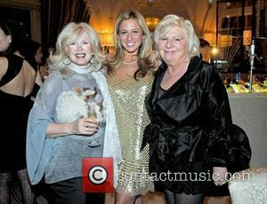 Connie Stevens and Sabrina Tamburino  Rehearsal dinner for the wedding of Steve Thorne and Sabrina Tamburino held at The...