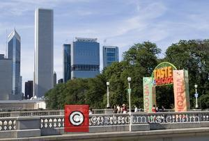 Atmosphere, Chicago and Taste Of Chicago