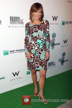 Hannah Storm 10th annual BNP Paribas Taste of Tennis at the W hotel New York City, USA - 27.08.09