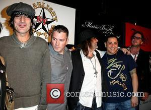 Tommy Lee, Mario Barth and Guests Mario Barth Presents 'The Biggest Tattoo Show On Earth' Kick Off Party held at...