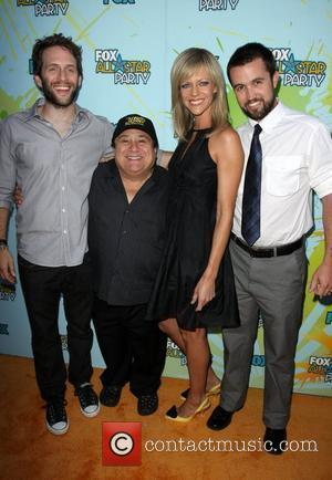 Danny Devito and The Cast From Always Sunny In Philadelphia