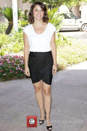 Shiri Appleby  2009 TCA CW Summer Press tour   Held at The Langham Hotel & Spa  Pasadena...