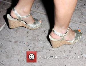 Jayma Mays The 2009 TCA Summer Tour - Fox All-Star Party at The Langham Hotel and Spa - Outside Arrivals...