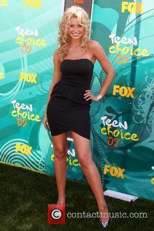 Aly Michalka Teen Choice Awards 2009 held at the Gibson Amphitheatre - Arrivals  Los Angeles, California, USA - 09.08.09