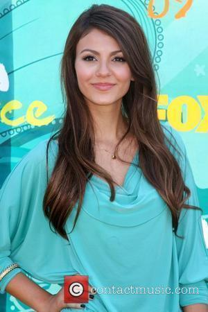 Victoria Justice Teen Choice Awards 2009 held at the Gibson Amphitheatre - Arrivals  Los Angeles, California, USA - 09.08.09
