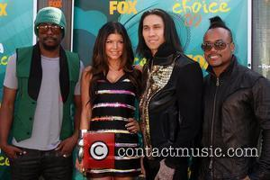Gibson Amphitheatre, Black Eyed Peas