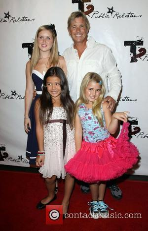Christopher Atkins, Britney Bowmann, Sophie Texeira and Emily Grace Reaves The 2009 Teen Choice Awards Pre-Party, Held at Level 3...