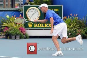 Jeffrey Donovan  The Chris Evert/Raymond James Pro-Celebrity Tennis Classic at Delray Beach Tennis Center  Delray Beach, Florida -...