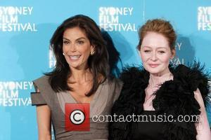 Teri Hatcher and Miranda Otto