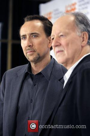Nicolas Cage and Werner Herzog