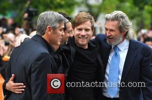 Jeff Bridges, Ewan Mcgregor and George Clooney