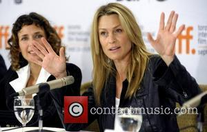 Rebecca Miller and Robin Wright Penn  'The Private Lives of Pippa Lee' - press conference - The 2009 Toronto...