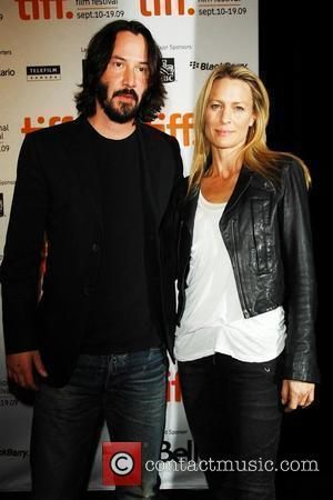 Picture: Keanu Reeves and Robin Wright Penn 'The Private Lives of.