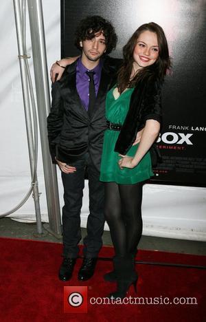 John Magaro, Emily Meade The NY Preimere of the Box at AMC Lincoln Square New York City, USA - 04.11.09