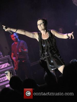 Dolores O Riordan and Cranberries