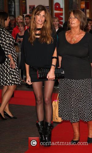 Jemima Khan The Firm - UK film premiere held at the Vue West End. London, England - 10.09.09