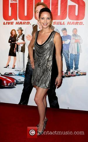 Jordana Spiro and Las Vegas