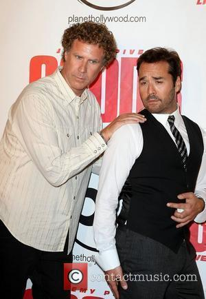 Will Ferrell, Jeremy Piven and Las Vegas