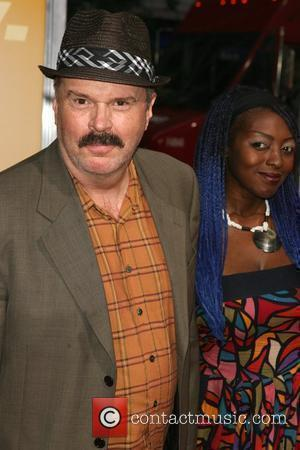 Rick Overton and Malika George