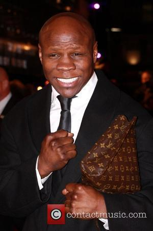Chris Eubank The Cinema & Television Benevolent Fund Royal Film Performance 2009: 'The Lovely Bones' held at the Odeon Leicester...