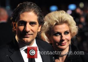 Michael Imperioli and Guest The Cinema & Television Benevolent Fund Royal Film Performance 2009: 'The Lovely Bones' held at the...
