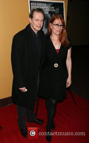 Steve Buscemi and Jo Andres