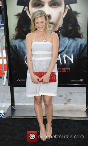 Katee Sackhoff and Mann Village Theater