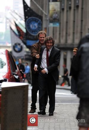Steve Coogan and Will Ferrell