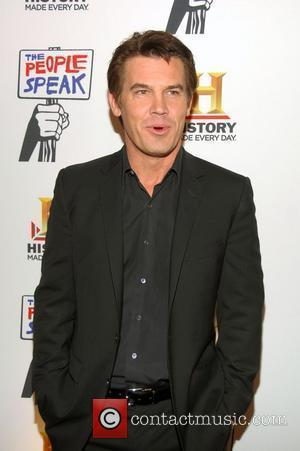 Josh Brolin  Premiere screening of 'The People Speak' presented by the History Channel - Arrivals New York City, USA...