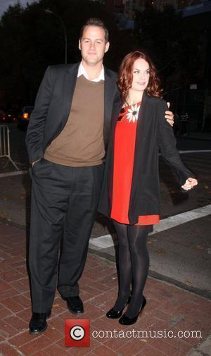Ruth Wilson and Guest Screening of 'The Prisoner' held at the IFC Center - Outside Arrivals New York City, USA...
