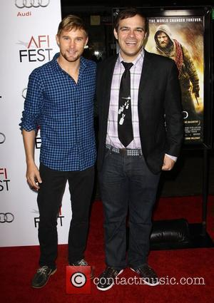Brian Gherardy and Kyle Patrick Alvarez 2009 AFI Fest screening of 'The Road' held at Grauman's Chinese Theatre - Arrivals...