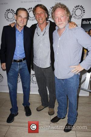 Timothy Busfield, Peter Horton and Marshall Herskovitz