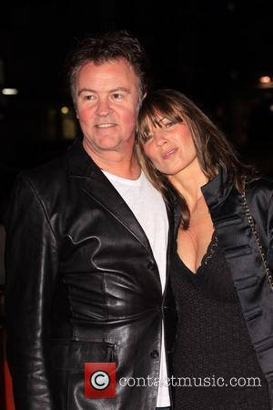 Paul Young and Stacey Young UK film premiere of Michael Jackson's 'This Is It' held at the Odeon, Leicester Square...