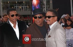Randy Jackson, Marlon Jackson and Tito Jackson