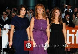 Princess Eugenie and Sarah Ferguson