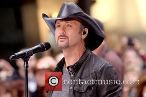 Rockefeller Plaza, Tim Mcgraw