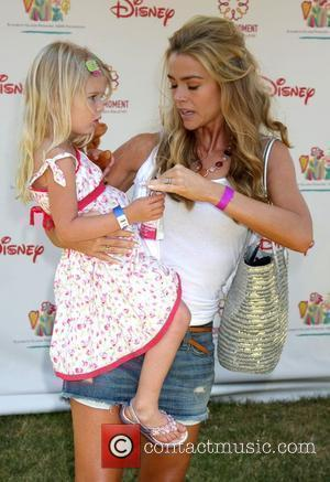 Denise Richards with her daughter Elizabeth Glaser Pediatric AIDS Foundation 20th Annual 'A Time For Heroes' Celebrity Carnival held at...
