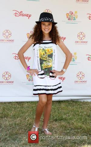 Madison Pettis Elizabeth Glaser Pediatric AIDS Foundation 20th Annual 'A Time For Heroes' Celebrity Carnival held at Wadsworth Theater Los...