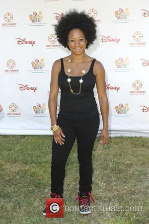 Monique Coleman Elizabeth Glaser Pediatric AIDS Foundation 20th Annual 'A Time For Heroes' Celebrity Carnival held at Wadsworth Theater Los...