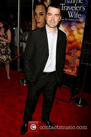 Ron Livingston Premiere of 'The Time Traveler's Wife' at the Ziegfeld Theatre - Arrivals New York City, USA - 12.08.09