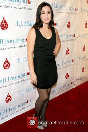 Michelle Branch 34th Annual T.J. Martell Foundation's Awards Gala at the Hilton Hotel - Arrivals New York City, USA -...