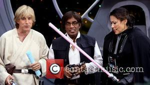 Matt Lauer, Ann Curry, Al Roker and Star Wars
