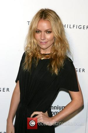 Becki Newton Fifth Avenue Global Flagship Opening celebration at Tommy Hilfiger Fifth Avenue - arrivals New York City, USA -...