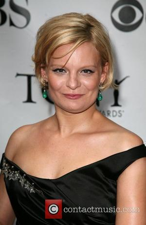 Actress Martha Plimpton