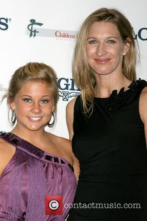 Shawn Johnson, Steffi Graf