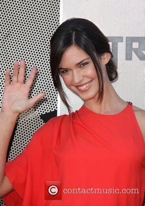 Odette Yustman 2009 Los Angeles Film Festival - Premiere of 'Transformers: Revenge of the Fallen' held at Mann Village Theatre...